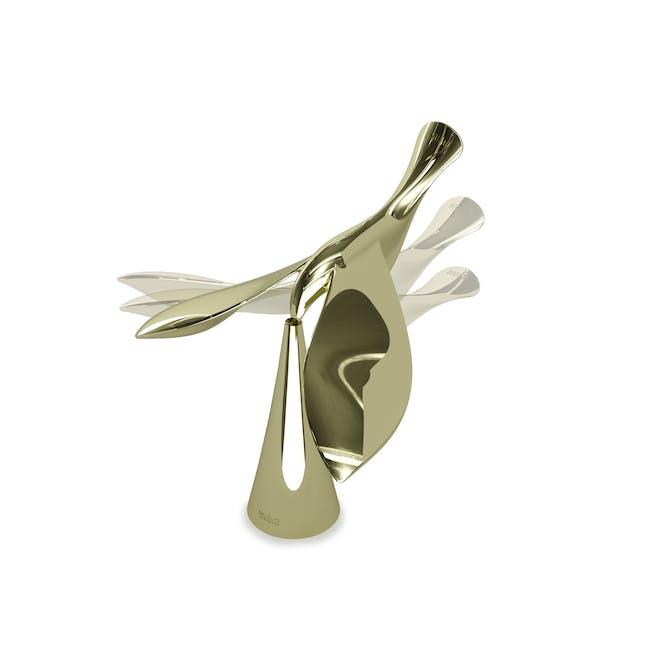 Tipsy Bottle Opener - Brass - 2