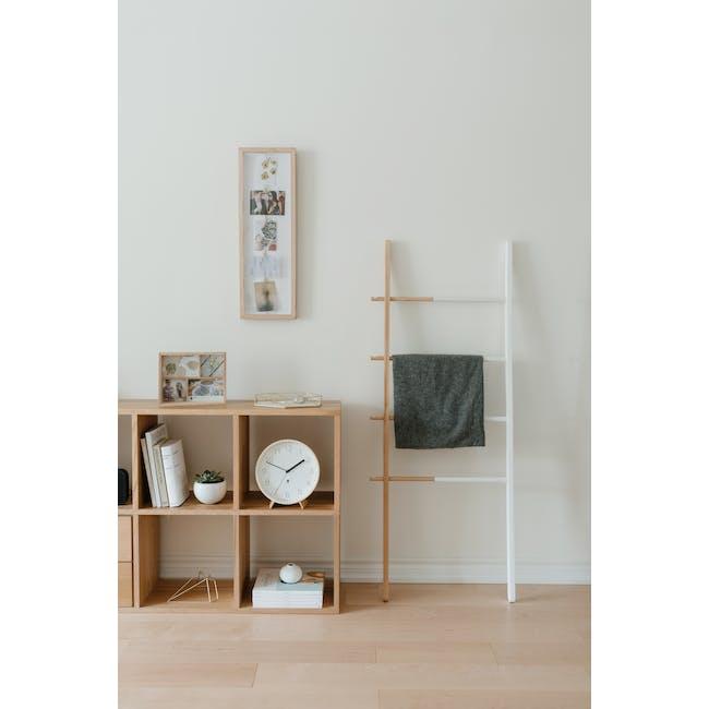 Clothesline Flip Photo Display - Natural - 7