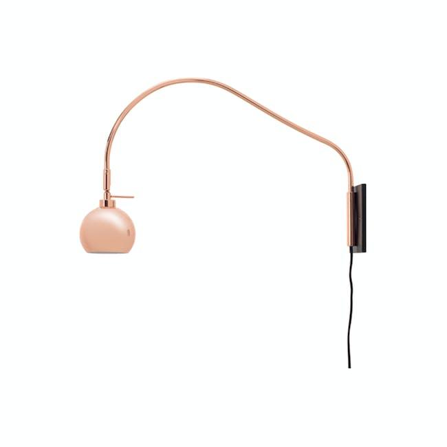 Slug Wall Lamp - Copper - 0