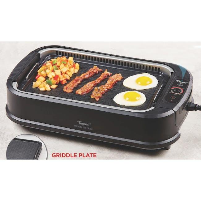 TOYOMI Electric Smokeless BBQ Model: BBQ 2002 - 2