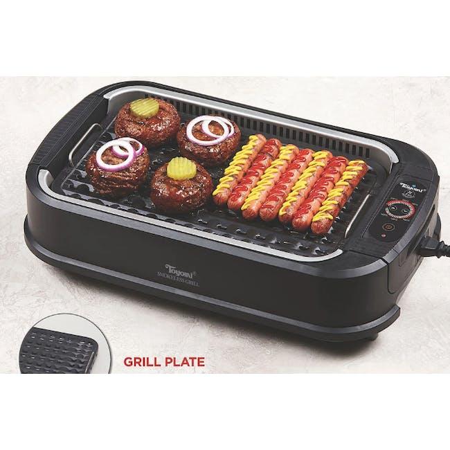 TOYOMI Electric Smokeless BBQ Model: BBQ 2002 - 1