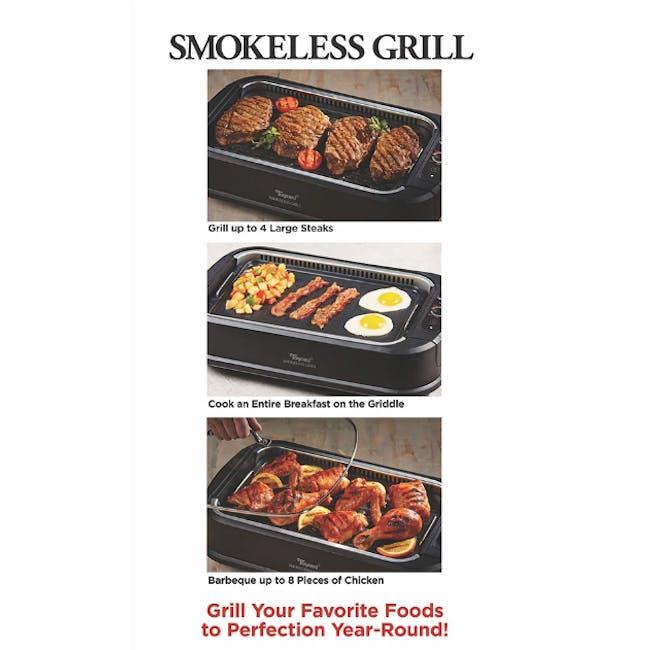 TOYOMI Electric Smokeless BBQ Model: BBQ 2002 - 3