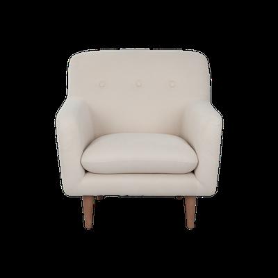 Sienna Armchair - Khaki - Image 1