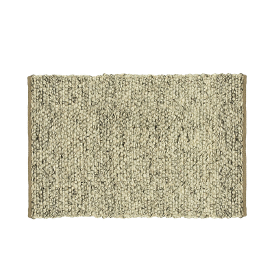 Lazo Rug 3m by 2m - Light Grey - Image 2
