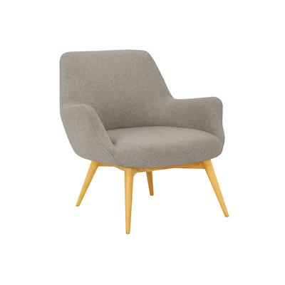 Belinda Lounge Chair - Dolphin - Image 1