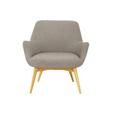 Belinda Lounge Chair - Dolphin - Image 2