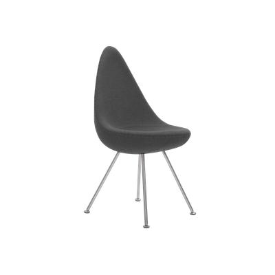 Drop Chair - Light Grey Cashmere - Image 1