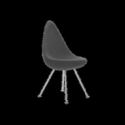 Drop Chair - Light Grey Cashmere - Image 1