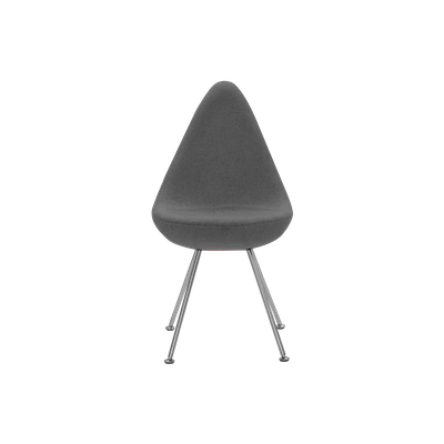 Drop Chair - Light Grey Cashmere - Image 2