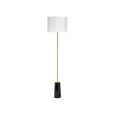 Alyssa Floor Lamp - Brass - Image 1