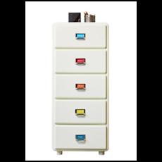 Pico Retro Pop 5 Drawer Cabinet