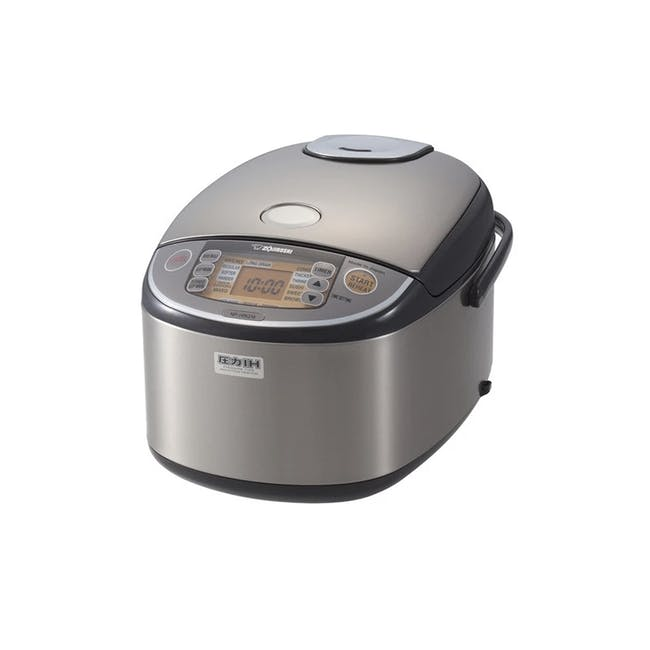 Zojirushi IH Pressure Rice Cooker NP-HRQ (2 Sizes) - 0