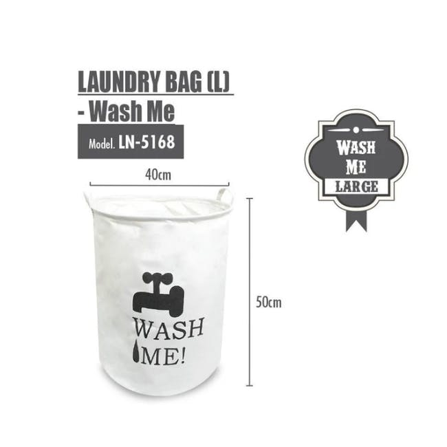HOUZE Laundry Bag - Wash Me - 1