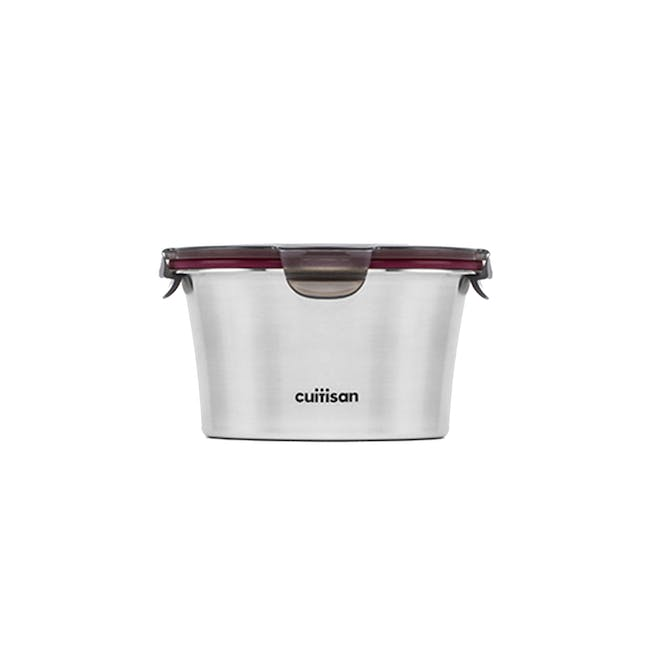 Cuitisan Flora Round Container No. 6 - 0