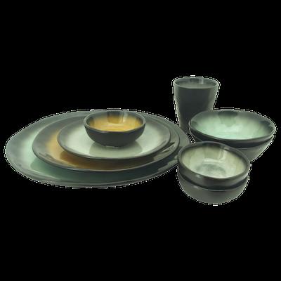 Lilac Small Bowl - Grey (Set of 2) - Image 2