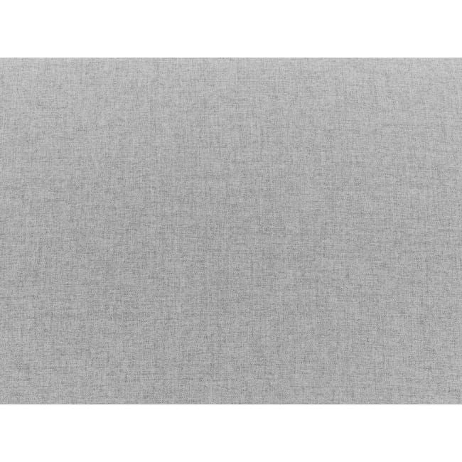Milan Ottoman - Slate (Fabric) - 6