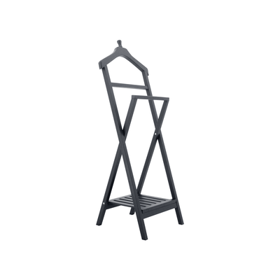 Xavier Clothes Rack - Black