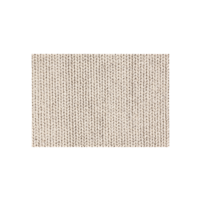 Plait Rug 3m by 2m - Silver - Image 1