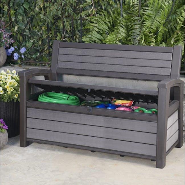 Hudson Storage Bench - 2