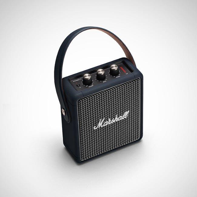 Marshall Stockwell II Wireless Speaker - Indigo - 2