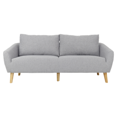 Hana 3 Seater Sofa with Hana Armchair - Image 2