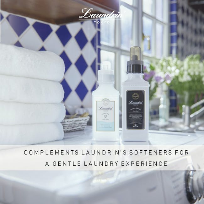 Laundrin Laundry Detergent - Classic Floral - 7