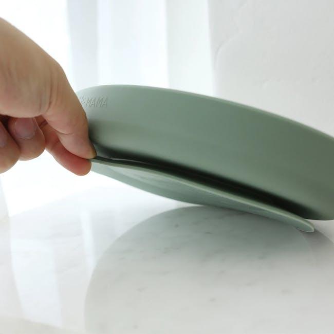 MODU'I Silicone Suction Plates - Beige - 7