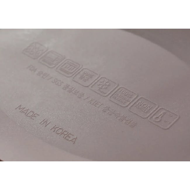 MODU'I Silicone Suction Plates - Beige - 10