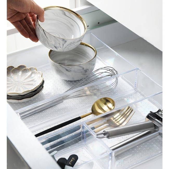 Hallie Clear Organiser - XL - 5