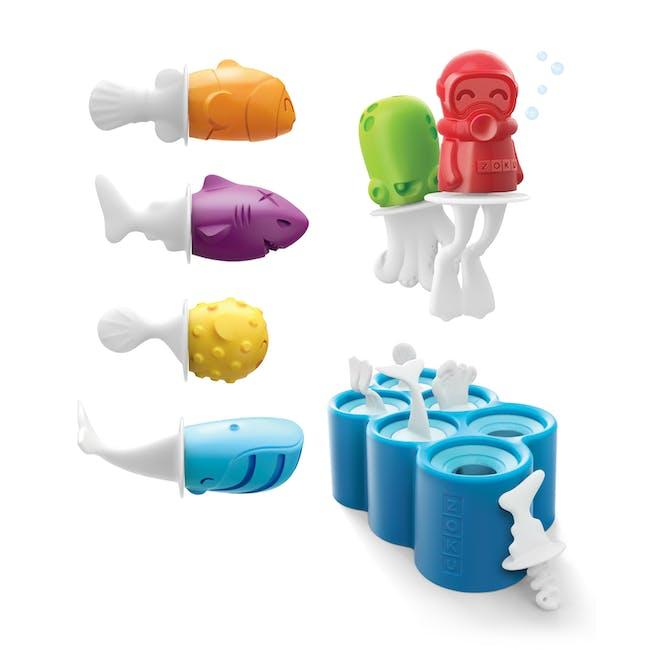 Zoku Fish Pop Mold - 6