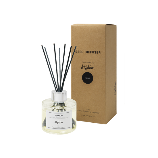 Wellness Fragrances - EVERYDAY Reed Diffuser - Floral