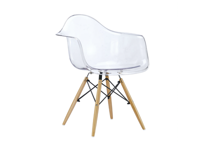 DAW Chair - Clear - Image 1
