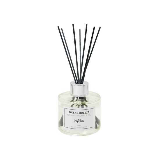 Wellness Fragrances - EVERYDAY Reed Diffuser - Ocean Breeze