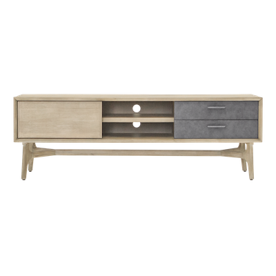 Hendrix TV Console 1.65m with Hendrix Coffee Table Set of 2 - Image 2