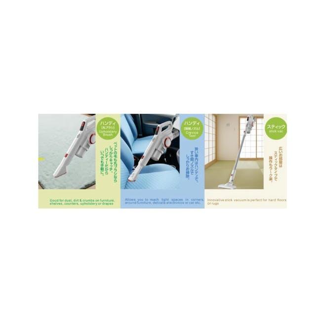 TOYOMI Handheld Stick Vacuum Cleaner 800W VC 341 - 7