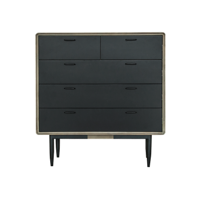 Starck 5 Drawer Chest 1m - Image 1