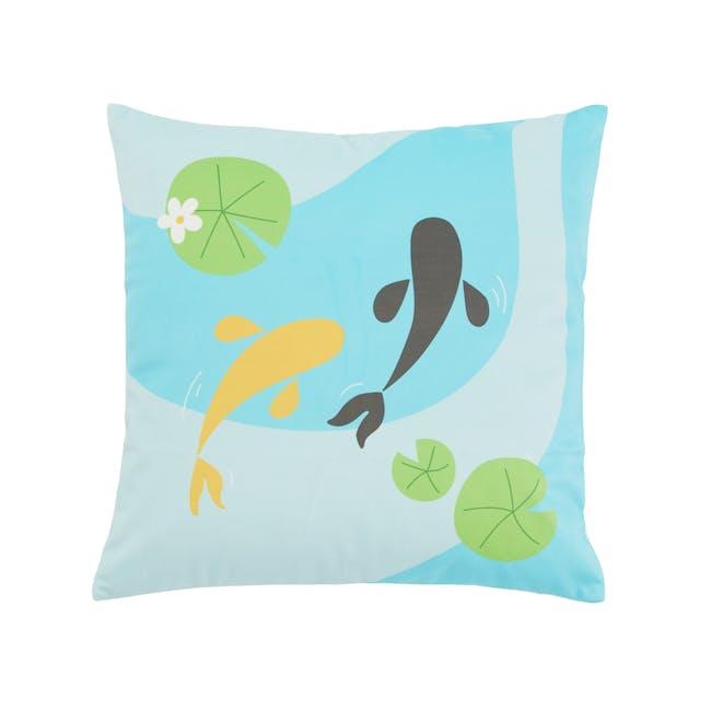 Harmony Koi Cushion Cover - 0