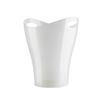 Garbino Can - Metallic White - Image 2