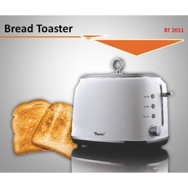 TOYOMI 2 Slot Bread Toaster BT 2011 - 1