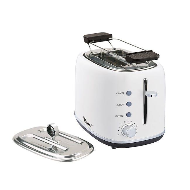 TOYOMI 2 Slot Bread Toaster BT 2011 - 0