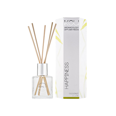 HAPPINESS Reed Diffuser - Coconut & Lime - Image 2