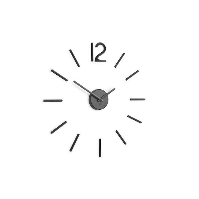 Blink Clock - Black - 1