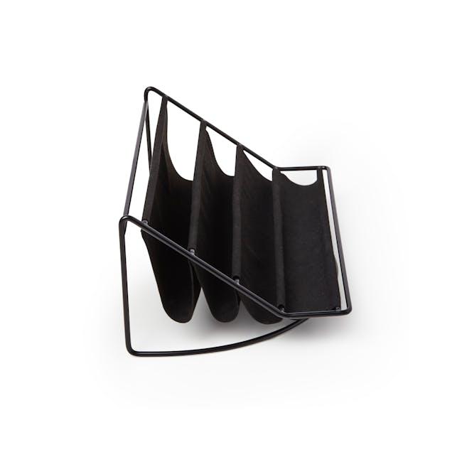 Hammock Large Organiser - Black - 3