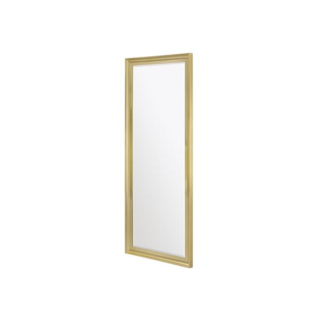 Scarlett Full-Length Mirror 70 x 170 cm - Brass - 2