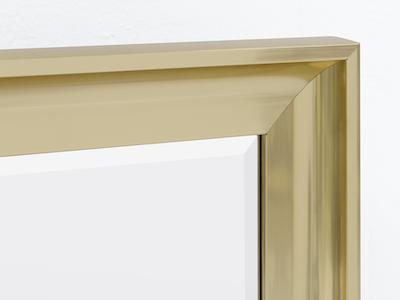 Scarlett Full-Length Mirror 70 x 170 cm - Brass - Image 2