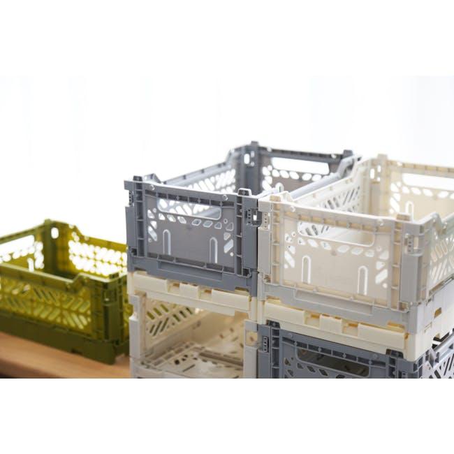 Aykasa Foldable Minibox - Powder Blue - 4