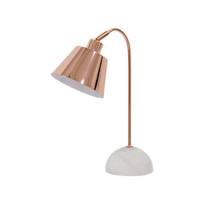 Charlotte Table Lamp - Copper - Image 2