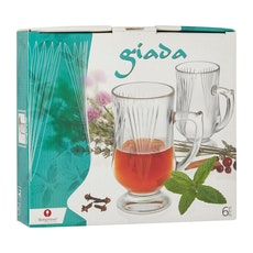 Giada Footed Mug 11 cl (6 pcs)