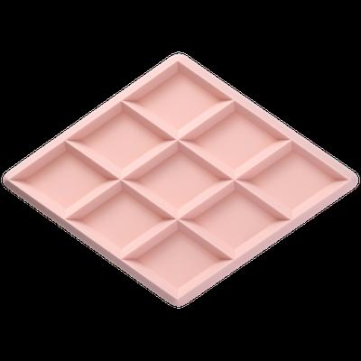 Jewelry Storage Grid - Pink - Image 1