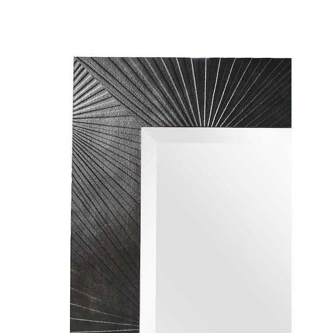 Malse Full-Length Mirror  70 x 170 cm - Black - 4